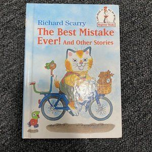 Richard Scarry's The Best Mistake Ever